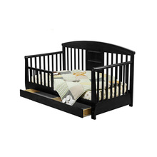 Good Quality Baby Bedroom Furniture Wooden Baby Crib Bedding Set