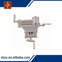 Cross Slide Vise for Milling and Drilling Machines