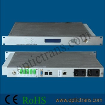 Fiber Optical Amplifier/EDFA (RF Overlay) (OPA-1550RF)