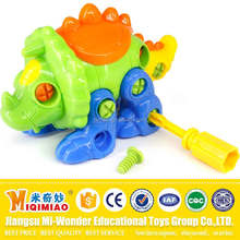 CE ISO plastic and colorful animal toys for kids
