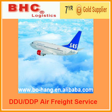 Reliable air freight rates/Cost shipping company/Agent from china to usa