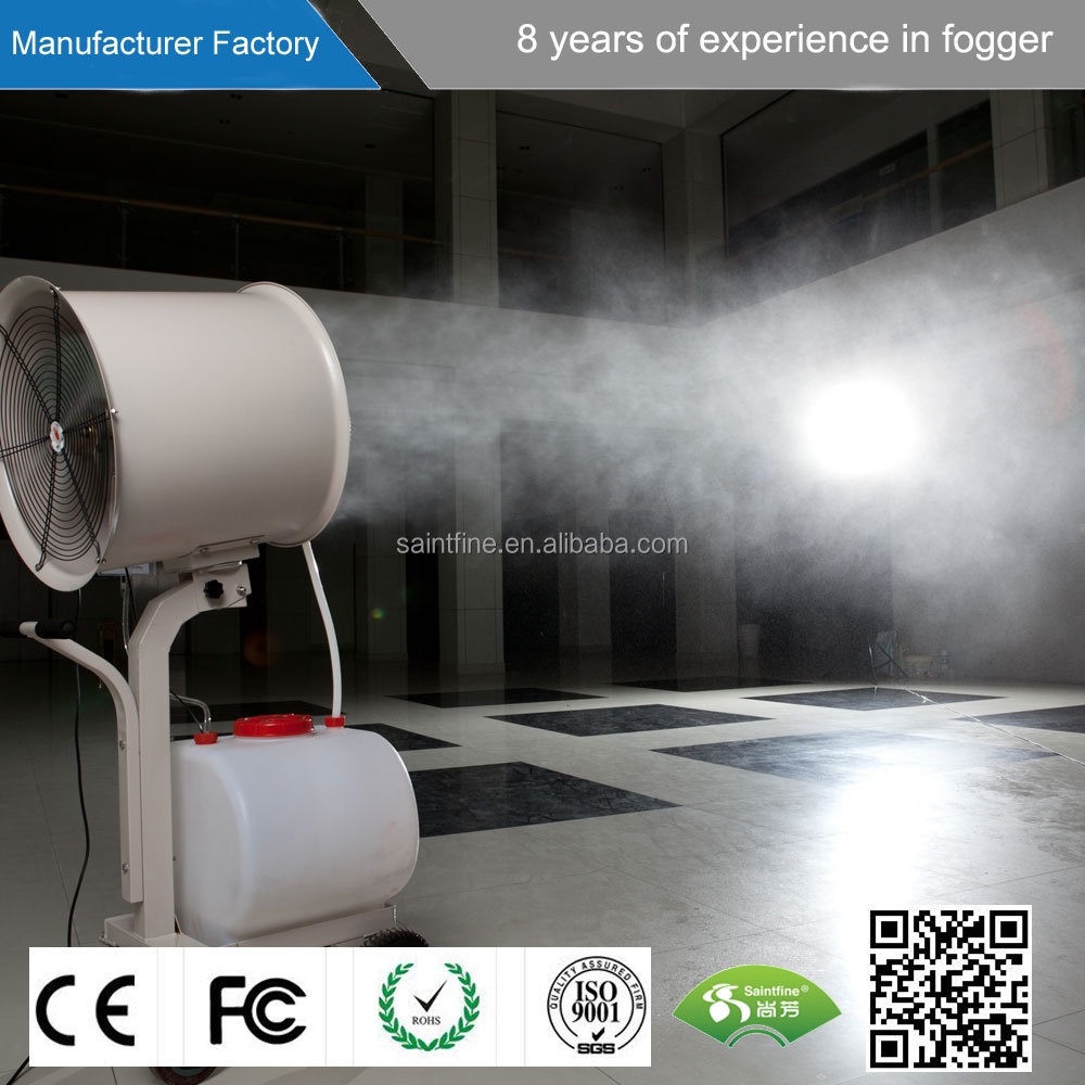 Centrifugal Outdoor Industrial Water Mist Cooling Humidifier