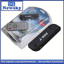 Digital isdb-t converter box for tv with usb interface