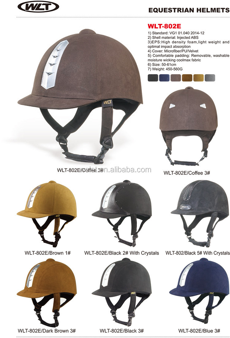 horse riding helmet WLT-802E