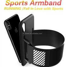 2017 trending products armband sport phone case for iphone 5 6 6 plus 7 ,running riding arm bag band case for iphone 8