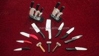 Colorful Zirconia Ceramic Knife set for sale