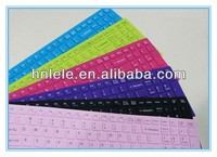 fashion silicone keyboard cover dust cover made in china