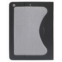Durable PU credit card case with pen holder for mini ipad