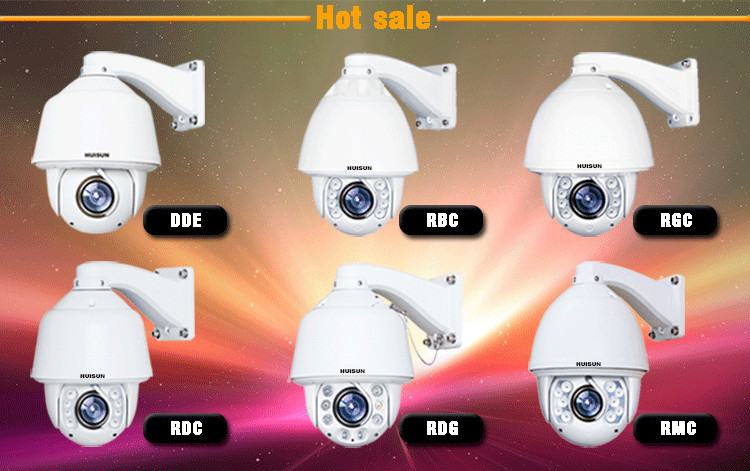 Small night vision cctv vidio camera mini fishing bullet PTZ camera