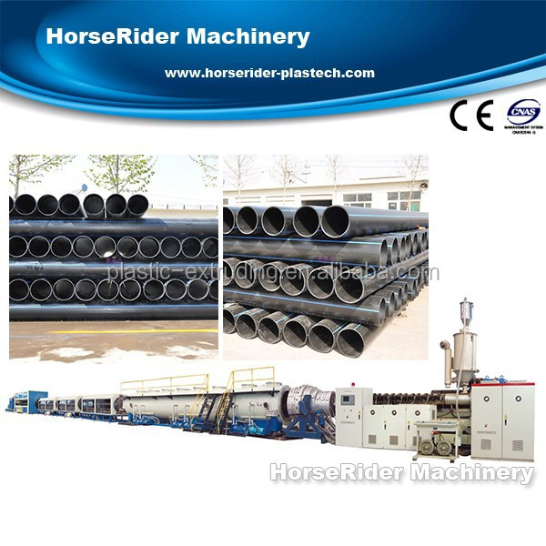 HDPE PPR pipe production extrusion line