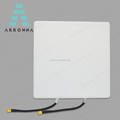 Wifi direct antenna mimo patch antenna 2km wifi range 1710-2700MHz 11dbi
