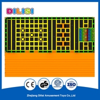 Best Price Children and Adult Gymnastic Rectangular Big Square Trampoline