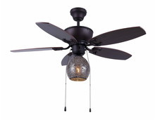 42 inch pull chain switch air purifier ceiling fan with hidden blades