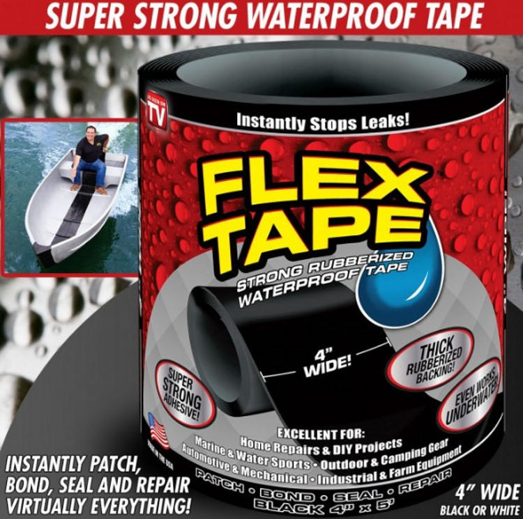 Hot Selling TV Super Strong Waterproof Tape Strong Rubberized Waterproof Tape