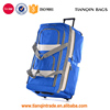 2017 New Design Best Quality Sport Travel Trolley Luggages Bag On Wheels