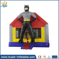 Huale 2017 batman inflatable used jumping castles for sale/bouncing house with blower