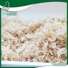 Hot sale dust free wood shavings for horse bedding