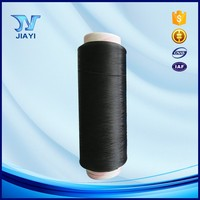 High quality assured brand nylon black Nylon DTY sock yarn for socks production HIM