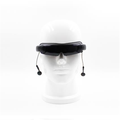 New Arrival 3d Vr Glasses Adjustable Vr Oem Customized Logo Virtual Reality Headset