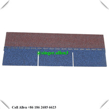 High Quality GAF Standard Harbor Blue Color Asphalt Shingle