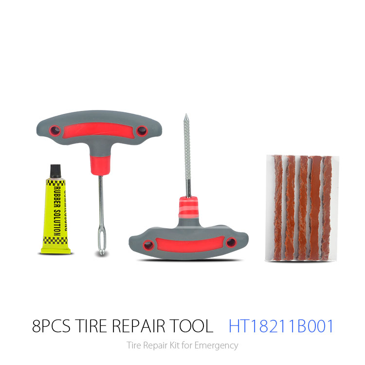 High Quality Tyre Repair Tools Tyre Repair Kit Tire Emergency Kit