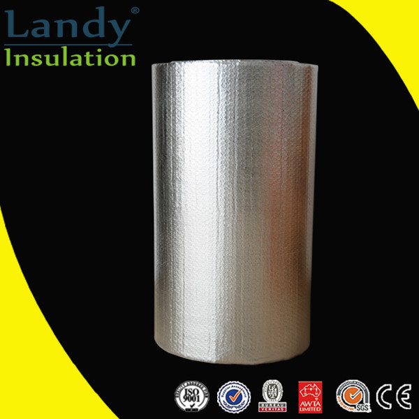 Foil faced fiberglass insulation with aluminum foil buy for Is fiberglass insulation fire resistant