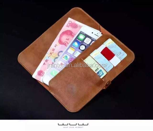 Custom OEM Sexy Girls Case for iPhone 5 Leather Mobile Phone Case Card Holder Wallet