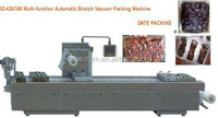 DZ-320 FULL AUTOMATIC THERMOFOM PACKING MACHINE for vegetables