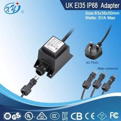 UK ip68 ei 35 41 48 57 66 waterproof transformer