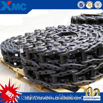 Quality track chain for crawler excavator /bulldozer/crane