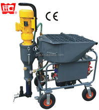 PFT G4 auto wall plastering equipment