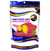 Sweet Potato Chips Orchid Foods 120g