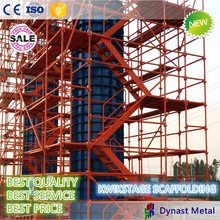 Aluminium kwikstage scaffolding quick stage scaffolding