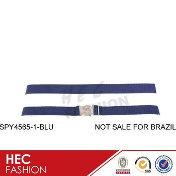 Cotton Knitted Belt
