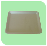 Hot selling high quality foam chocolate serving tray