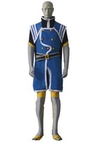 New personalized dress quality anime game Tales of the Abyss Jade Curtiss Cosplay Costumes for halloween/party/masquerade adult