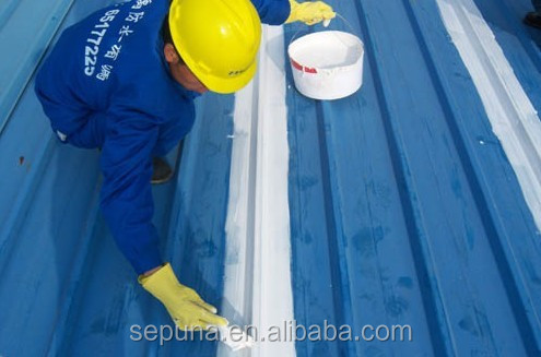 Antirust Waterproofing Metal Roof Coating/ White SA831