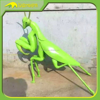 KANOSAUR1909 Garden Decoration Life Size Insect Model For Sale