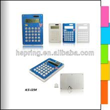 calculator with design printing