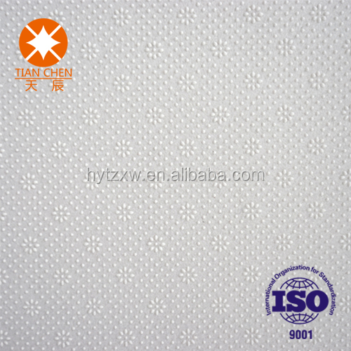 Professional Manufacturer Needle Punched Non Woven Felt Interlining For Garment