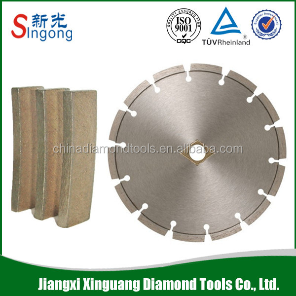 2014 Estabilized ceramic tile saw blades for 7 tile saw blade