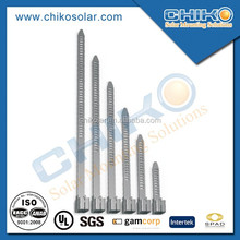 China popular solar panel mounting kits