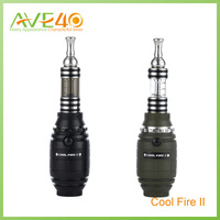 2014 best Cool Vape 2 e cigarette innokin coolfire 2 support 18350 battery china wholesale
