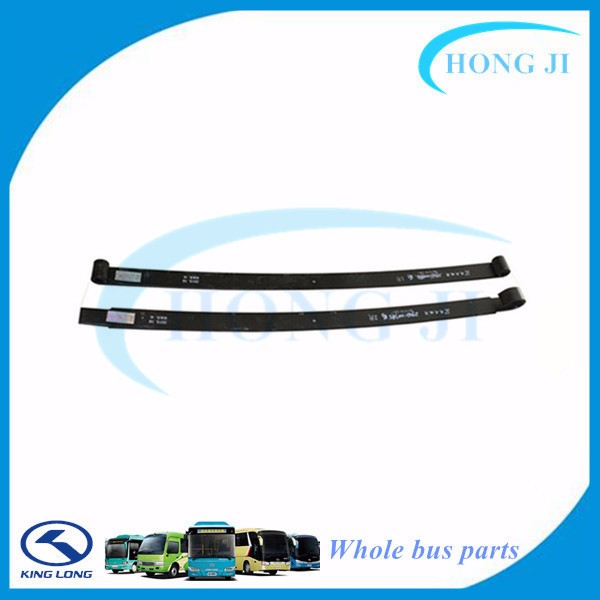High Quality Auto Suspension System Bus Front Leaf Spring for King Long Bus