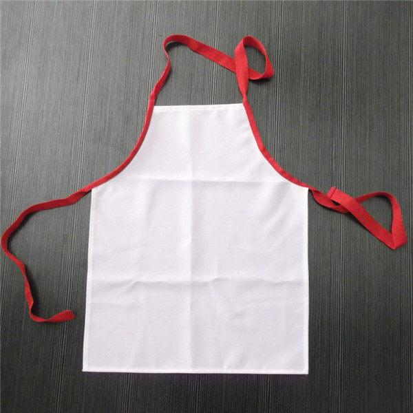 kids apron with long sleeves, polyester kitchen apron, cooking aprons