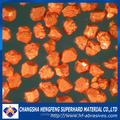 Hengfeng high quality abrasives synthetic Cu copper coated diamond powder