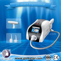 Best result portable laser equipment for tattoo removal with high quality