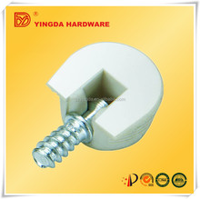 cabinet shelf pins supports with screw from Yingda Hardware