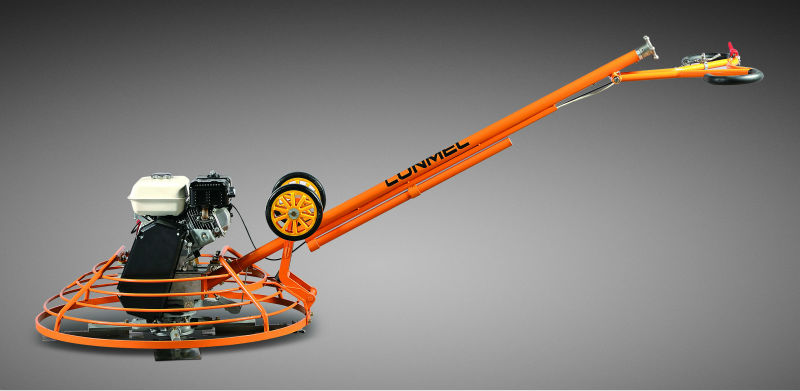 Super Quality CONMEC Concrete Power Float Trowel(CE) CT436 with Gasoline Engine