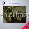 soap finishing lines machinery